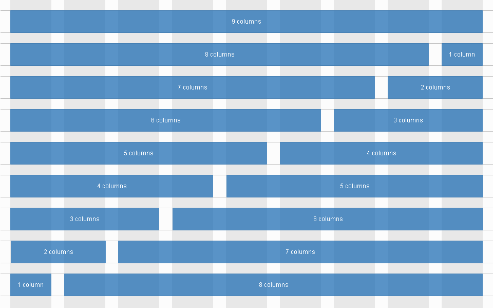9x9 grid example